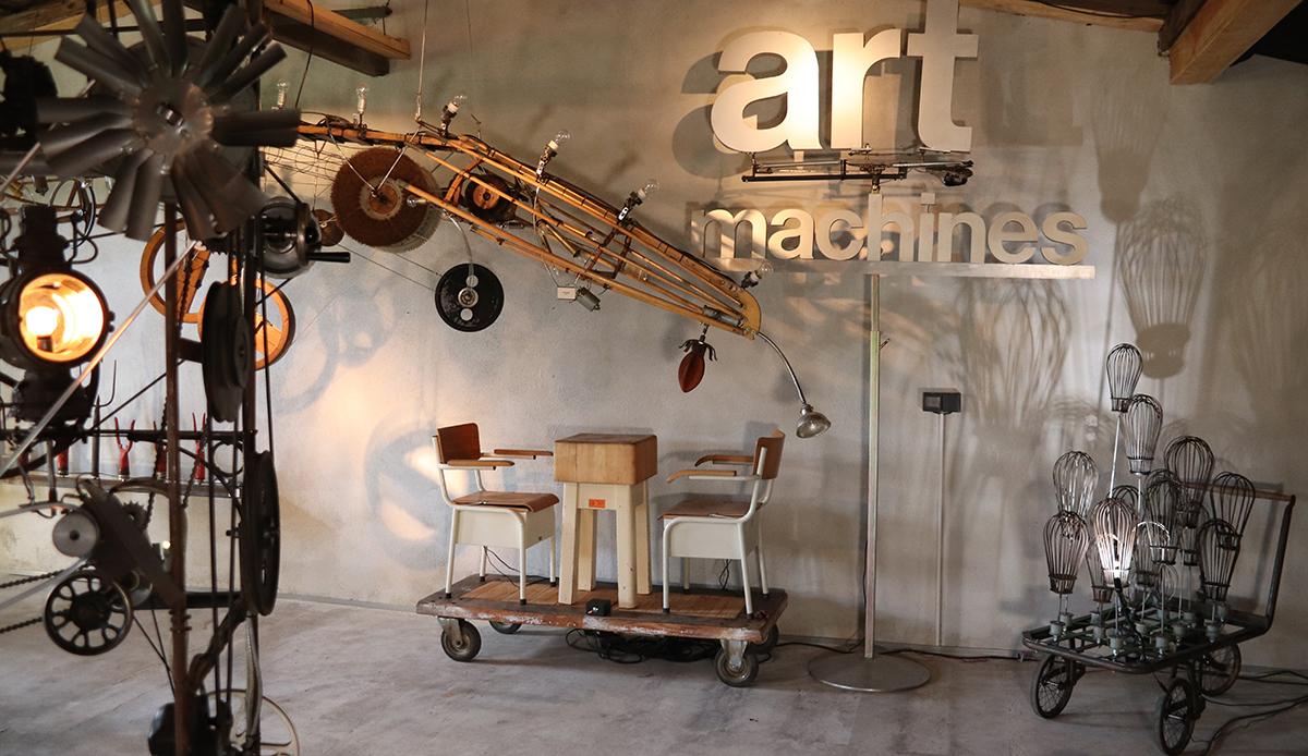 Kunstmaschinenhalle