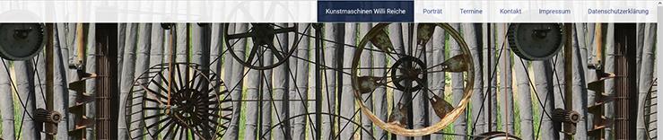 Link zur Website kunstmaschinen.de
